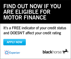 find out if your eligible for motor finance