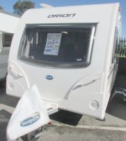 2012 Bailey Orion 440/4