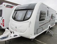 2012 Swift Conqueror 570/4