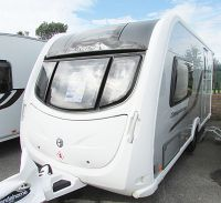 2011 Swift Conqueror 480
