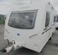 2012 Bailey Orion 430/4