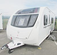 2012 Swift Challenger Sport 554