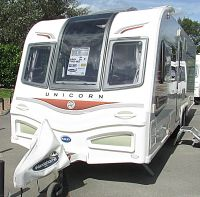 2013 Bailey Unicorn II Cartegena