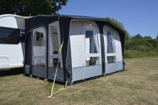 2020 Kampa Club Air Pro 330 390 450 with Dual Pitched Roof