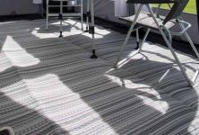 Kampa Continental 2.5 x 7m Carpet