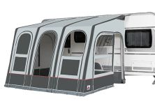 2020 Dorema Futura Air All Season Porch Awning