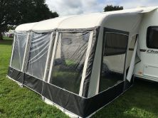 2018 Bradcot Aspire Air 390 Porch Awning