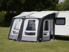 2020 Kampa Ace Air 300 400 500 with New Dual Pitch Roof