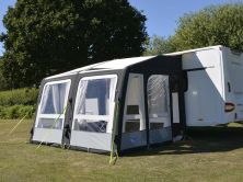 2019 Kampa Grande Air Pro 330 Pitched