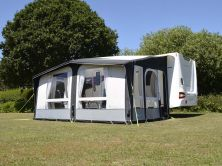 2019 Kampa Club Air Pro 330 390 450 with Dual Pitched Roof