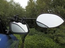Milenco Aero 3 Twin Pack Mirrors