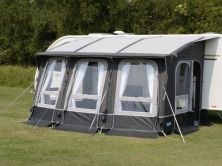 2019 Kampa Ace Air 400 All Season Dual Pitched Roof