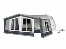 2020 Dorema Emerald 270 Awning in Charcoal
