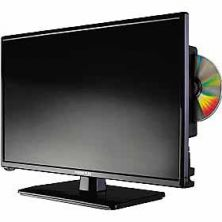 "Vision Plus 21.5"" HD TV, Satellite & DVD"