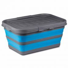 Kampa Collapsible Large Storage Box Blue
