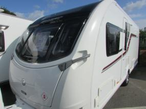 2016 Swift Conqueror 580