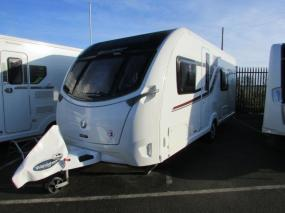 2016 Swift Conqueror 570/4
