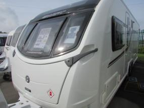 2016 Swift Conqueror 645/4