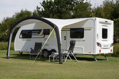 2019 Kampa Sunshine Air Pro Sun Canopy 300 & 400: 2019 Kampa Air Sunshine 300 Sun Canopy: Sunshine Air Pro 300 Only