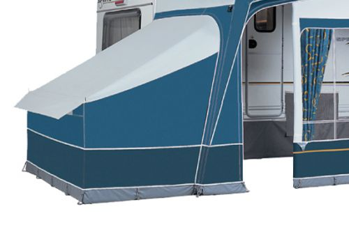 2019 Annex Options for Daytona  Range: Annex Tall with Pointed Roof Steel Framed: Annex Tall in Blue