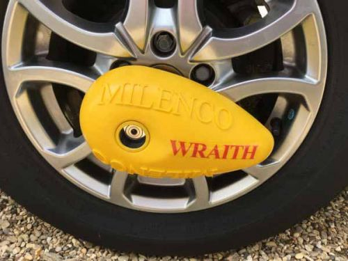 Milenco Wraith Wheel Lock