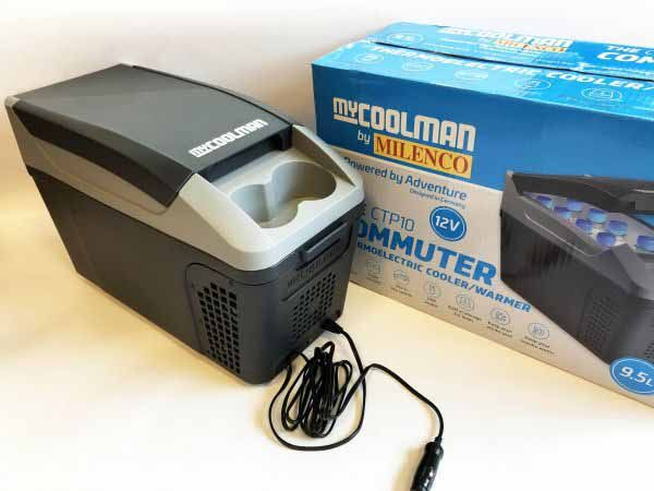 MyCoolman By Milenco Thermoelectric Cooler/Warmer 9.5L