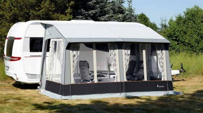 2021 Isabella Universal 360 Dawn All Season Awning