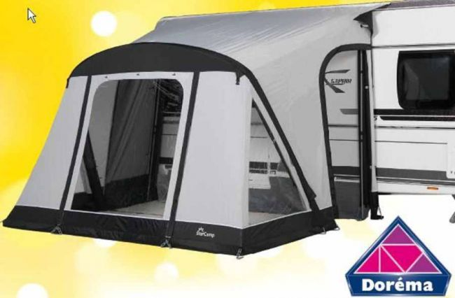 Starcamp Quick N Easy Porch Air Awnings