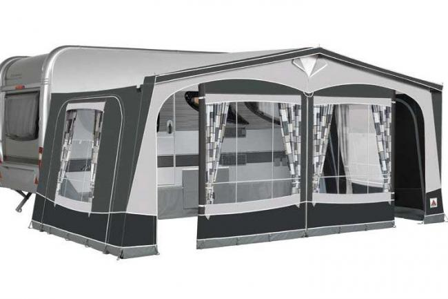 2020 Dorema Garda 240 All Season Awning