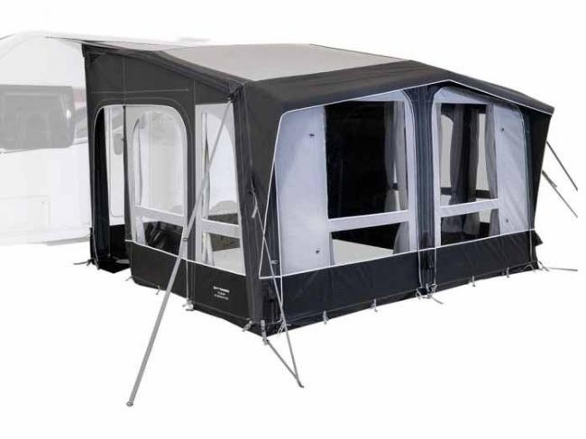 2020 Kampa Club Air All Season 330 & 390 D/P Roof