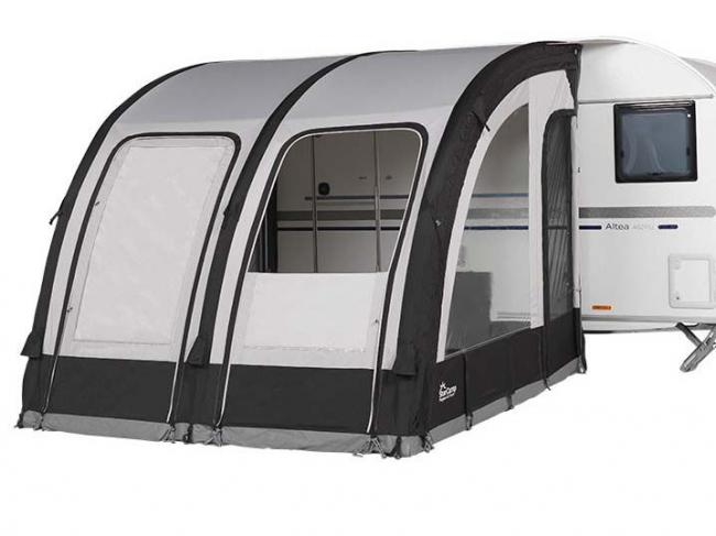2020 Magnum Air Force Inflatable Awning 260 & 390 Klimatex