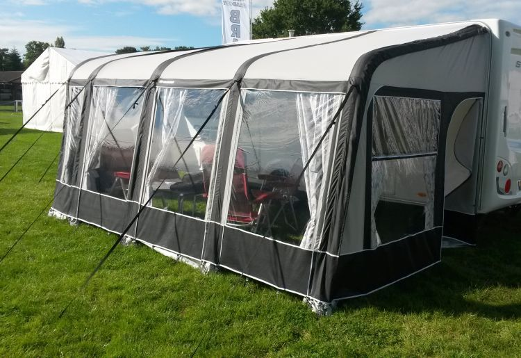 2018 Bradcot Modul Air 260 Amp Full Awning Extensions