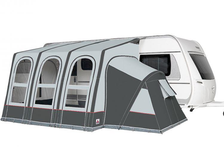 2018 Dorema Futura Air All Season Porch Awning Wandahome