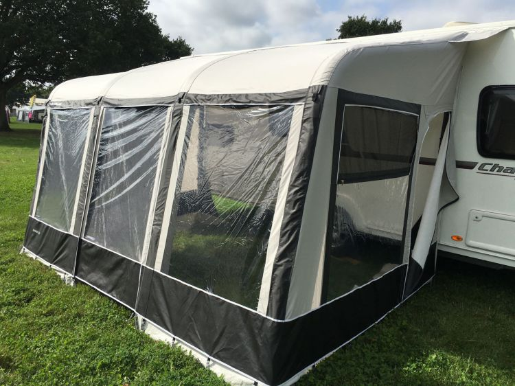 2018 Bradcot Aspire Air 390 Porch Awning Wandahome