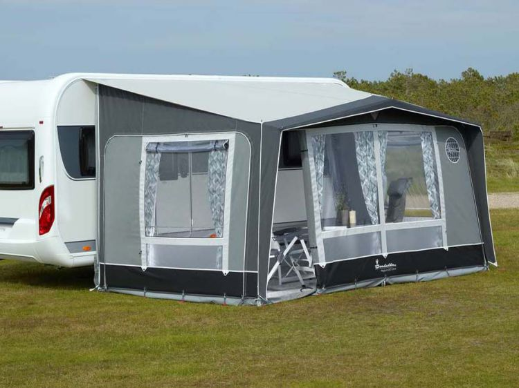 2018 New Isabella Magnum Silver 340 & 400 Porch Awning
