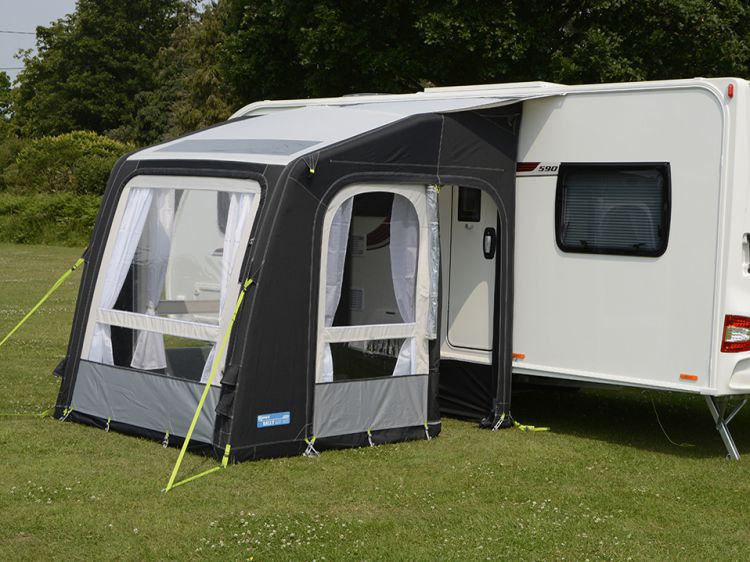 2018 Kampa Rally Air Pro 200 260 330 390 Dual Pitch Roof